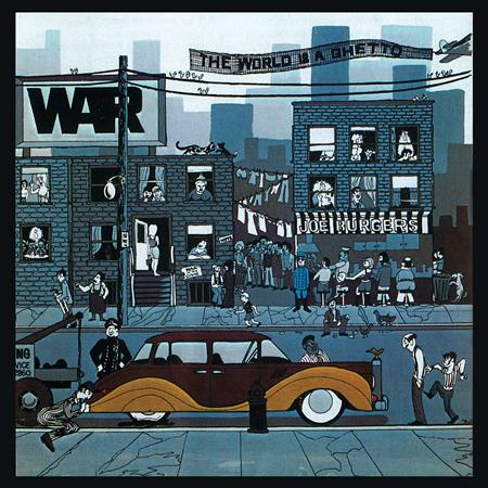 War - War - The World Is A Ghetto - Zortam Music