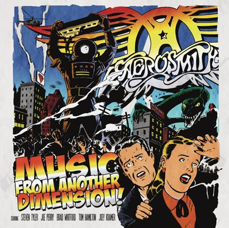 Aerosmith - Music From Another Dimension! [Deluxe Edition] [CD 1] - Zortam Music
