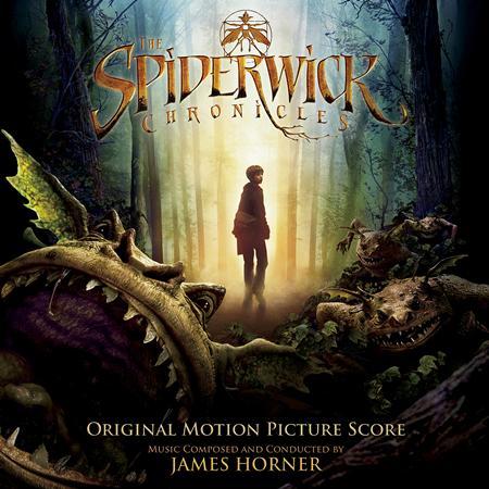 James Horner - The Spiderwick Chronicles Original Motion Picture Score - Zortam Music