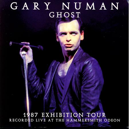 Gary Numan - 1988 - Ghost: Exhibition Tour 1987 Disc 2 - Zortam Music