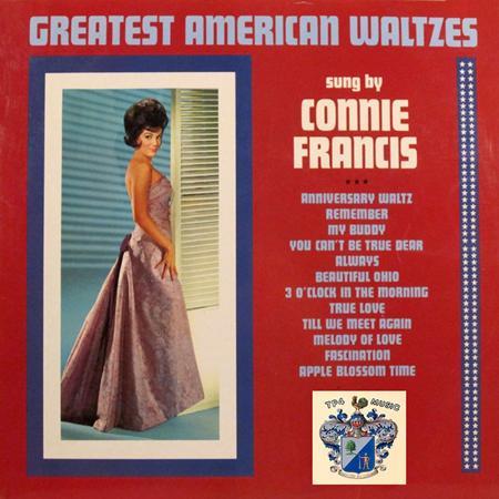 Connie Francis - Greatest American Waltzes - Zortam Music