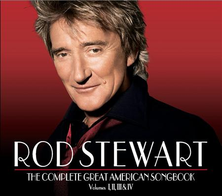Rod Stewart - The Great American Songbook Vol. 2 - Zortam Music