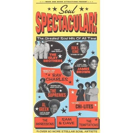 Huey Lewis & The News - Soul Spectacular! The Greatest Soul Hits Of All Time [disc 2] - Zortam Music