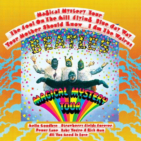 The Beatles - Magical Mystery Tour (Remastered Stereo) - Zortam Music