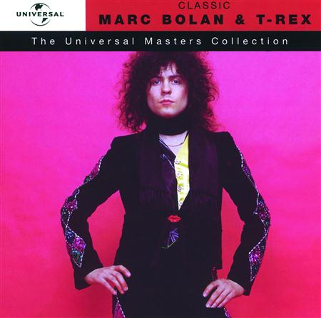 TENACIOUS D - The Universal Masters Collection Classic Marc Bolan & T. Rex - Zortam Music
