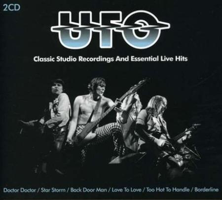 Ufo - Classic Studio Recordings and Essential Live Hits Disc 2 - Zortam Music