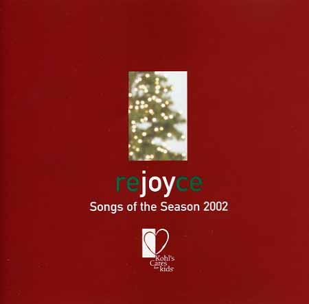 DEAN MARTIN - Rejoyce: Songs Of The Season 2002 - Zortam Music