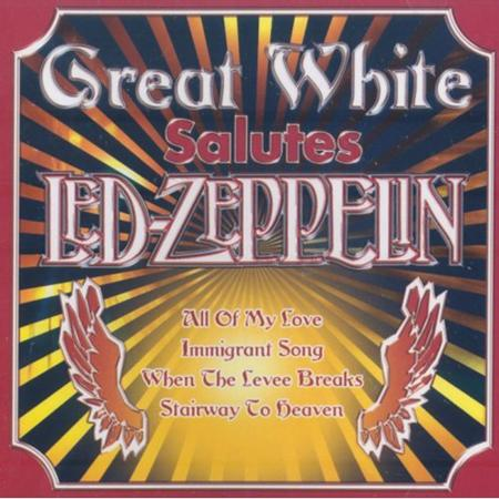 Great White - Great White Salutes Led Zeppelin - Zortam Music
