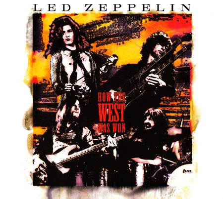 Led Zeppelin - How The West Was Won - Zortam Music