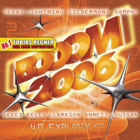 PATRICK BUNTON - Booom 2006 - The Second - Cd 2-2 - Zortam Music