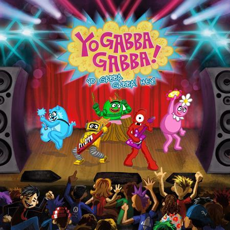 DEVO - Yo Gabba Gabba! Music Is Awesome! Volume 3 - Zortam Music