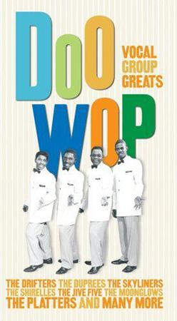 Various Artists - Doo Wop Vocal Group Greats (CD - Zortam Music