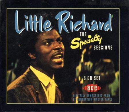 LITTLE RICHARD - The Specialty Sessions Disc 3 - Zortam Music