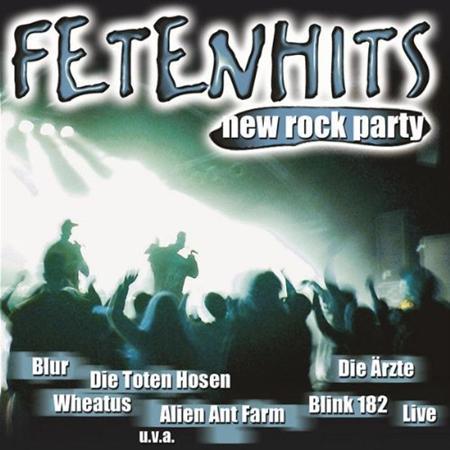 Marilyn Manson - Fetenhits - 2002 - New Rock Party CD 02 - Zortam Music
