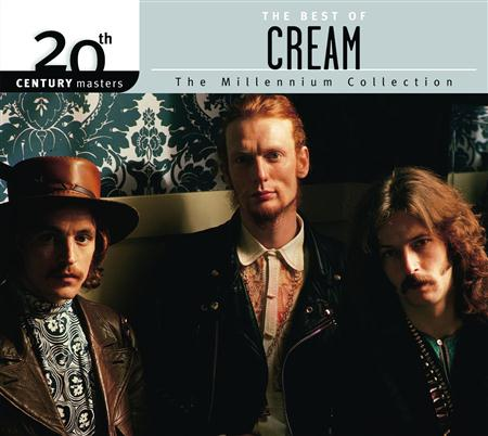 Eric Clapton - 20th Century Masters The Millennium Collection - The Best Of Cream - Zortam Music