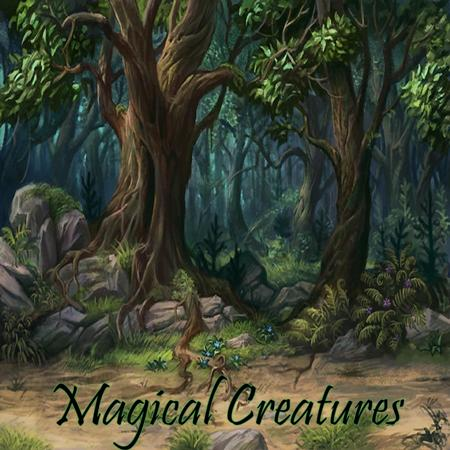 Various Artists - Magical Creatures - Zortam Music