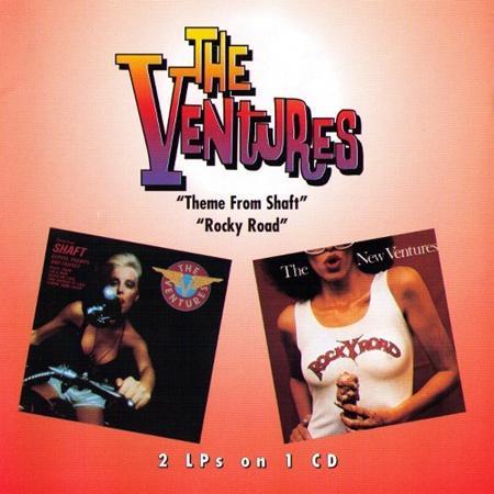 The Ventures - Theme From Shaft/Horse - Zortam Music