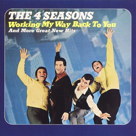 Frankie Valli And The Four Seasons - Big Girls Don