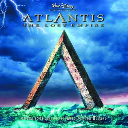 James Newton Howard - Atlantis The Lost Empire - Zortam Music