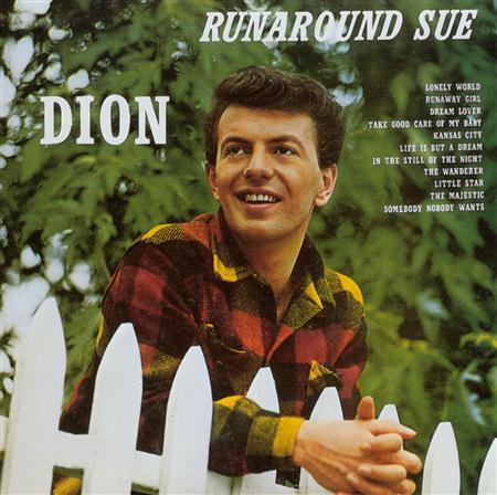 DION - Runaround Sue [the Right Stuff] - Zortam Music