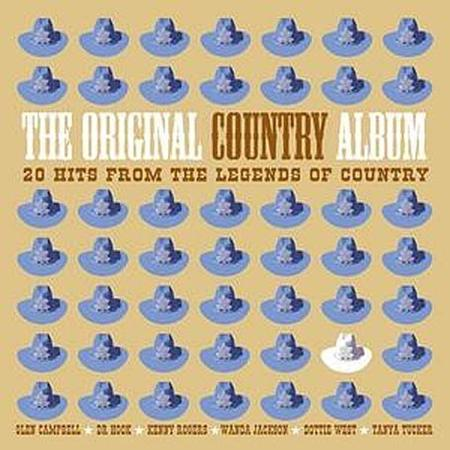 KENNY ROGERS - The Original Country Album - Zortam Music