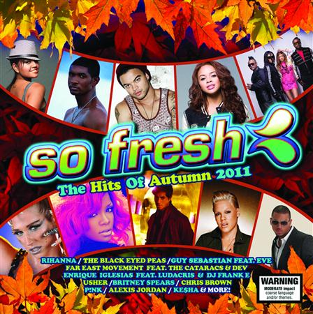 P!nk - So Fresh Hits Of Autumn 2011 - Zortam Music