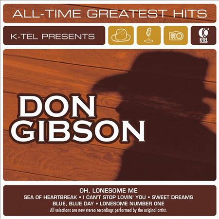 Don Gibson - Don Gibson: All-Time Greatest Hits - Zortam Music