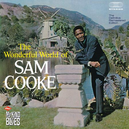 Sam Cooke - The Wonderful World Of Sam Cooke + My Kind Of Blues - Zortam Music