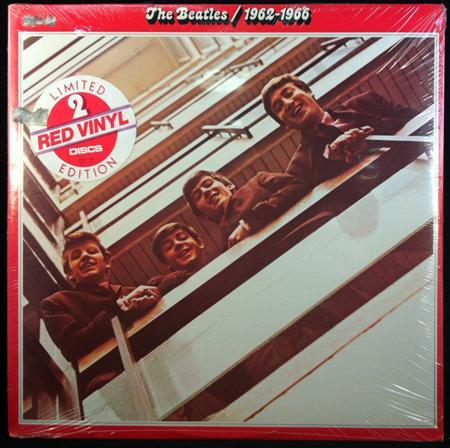 Beatles - Red Box 1962-1966 (Disk 2) - Zortam Music