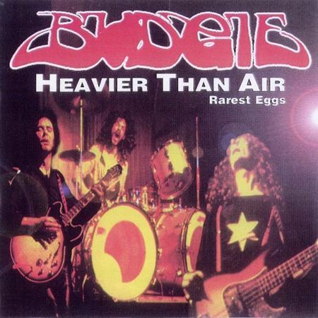 Budgie - Heavier Than Air - Zortam Music
