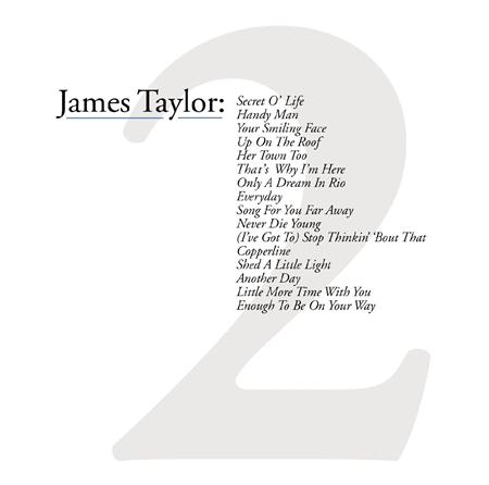 James Taylor - James Taylor Greatest Hits, Vol. 2 - Zortam Music