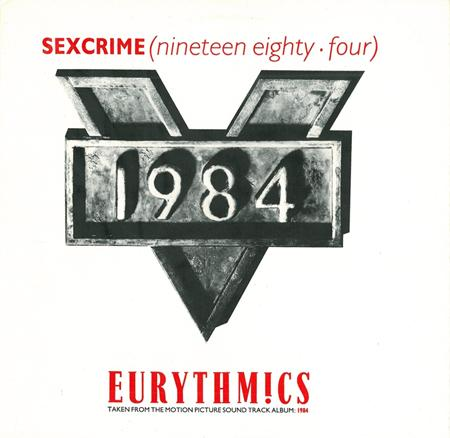 Eurythmics - Sexcrime (Nineteen Eighty-Four) [Maxi] - Zortam Music