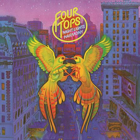 Four Tops - Night Lights Harmony - Zortam Music
