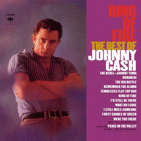 Johnny Cash - The Complete Columbia Album Collection [disc 09] Ring Of Fire - The Best Of Johnny Cash - Zortam Music