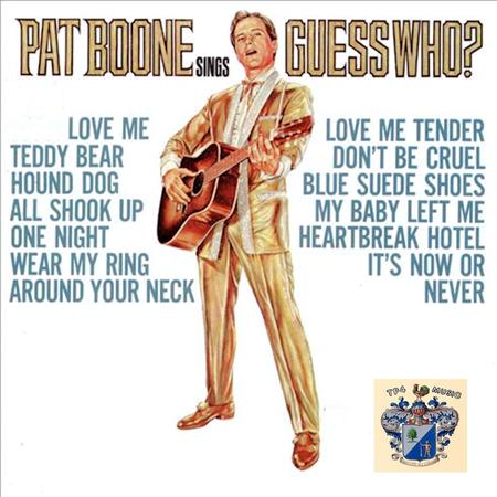 Pat Boone - Pat Boone Sings Guess Who - Zortam Music
