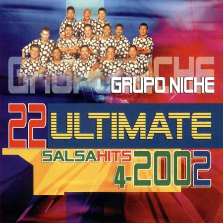 Niche - 22 Ultimate Salsa Hits 4 2002 - Zortam Music