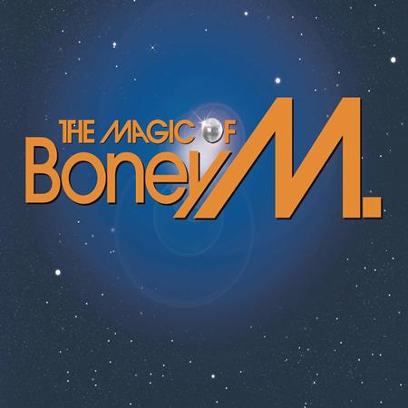 Boney M. - The Magic Of Boney M - The Danish Collection - Zortam Music