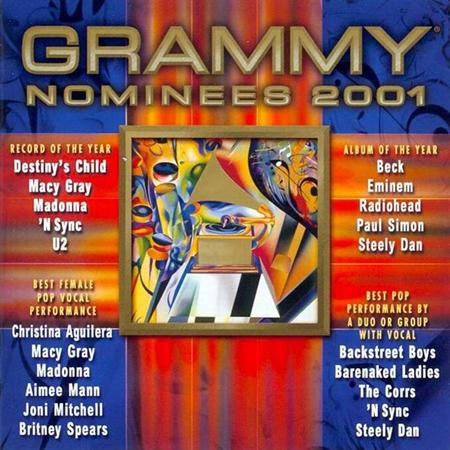 Various Artists - Grammy Nominees 2001 (7243_5_31520_2_4) - Zortam Music