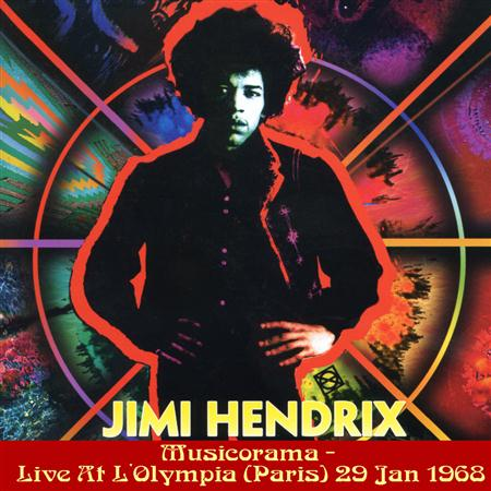 Jimi Hendrix - Live The Live At L