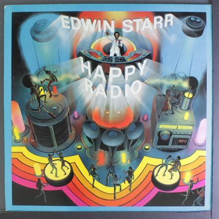 Edwin Starr - H.A.P.P.Y. Radio Lyrics - Lyrics2You