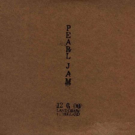 Pearl Jam - 12600 Landgraaf Holland - Zortam Music