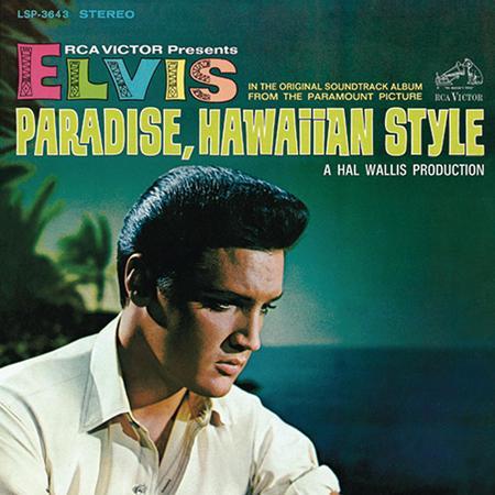 Elvis Presley - Paradise - Hawaiian Style - Zortam Music