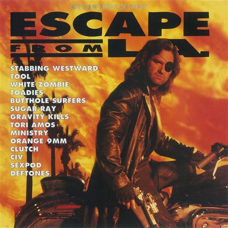 Ministry - Escape From L.a. Music From And Inspired By The Film - Zortam Music