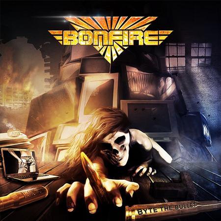 Bonfire - Byte the Bullet - Zortam Music