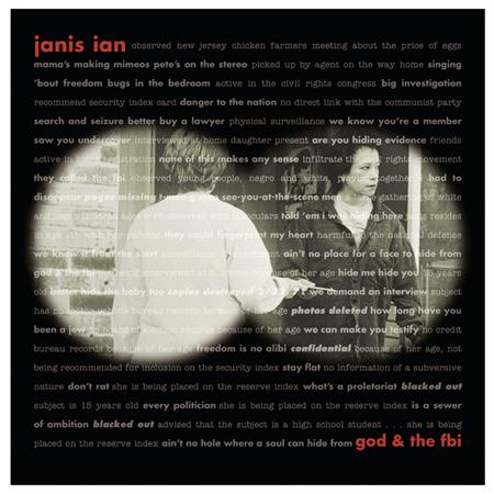 Janis Ian - God & The FBI - Zortam Music