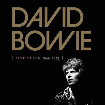 David Bowie - Five Years 1969-1973 - Zortam Music