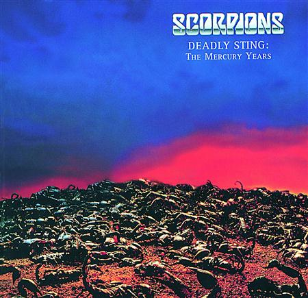0019 Scorpions - Deadly Sting [disc 1] - Zortam Music