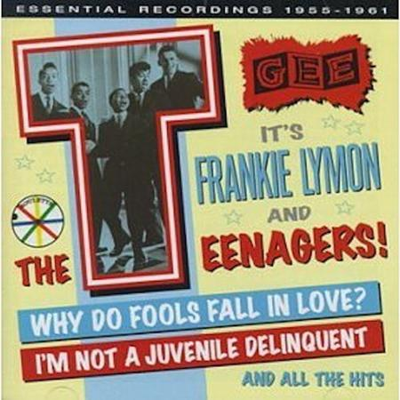 Frankie Lymon & The Teenagers - Frankie Lymon & The Teenagers - Essential Recordings 1955 - 1961 [disc 1] - Zortam Music