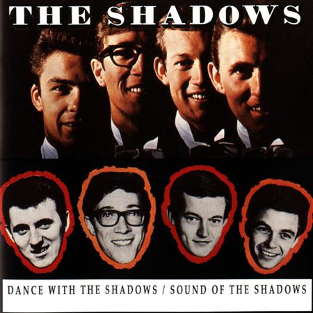 The Shadows - Dance With The Shadows/the Sound Of The Shadows - Lyrics2You