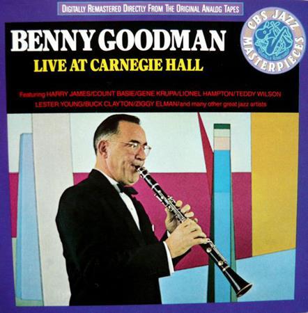 Benny Goodman - Live At Carnegie Hall [disc 2] - Zortam Music